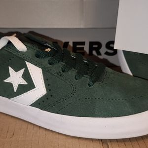 Womens converse 8 green checkpoint pro ox